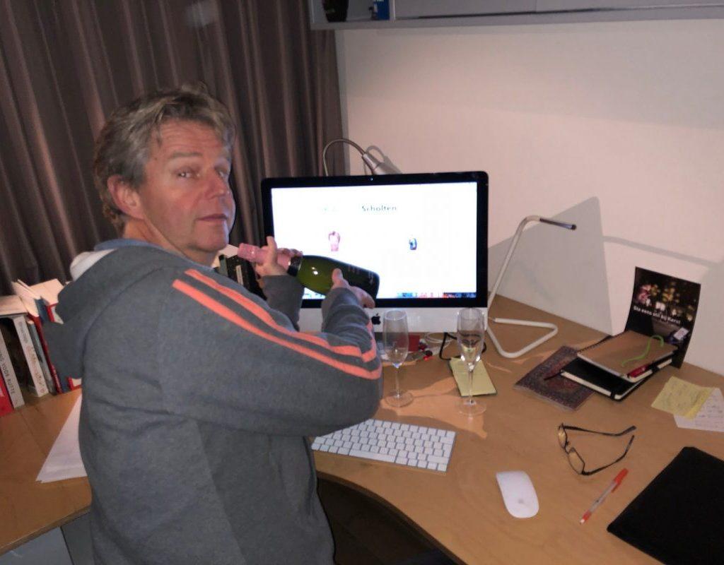 Website Wilfred Scholten