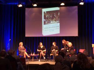 boekpresentatie 'Ongelofelijk' van Yvonne Zonderop