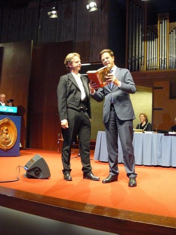 met Mark Rutte